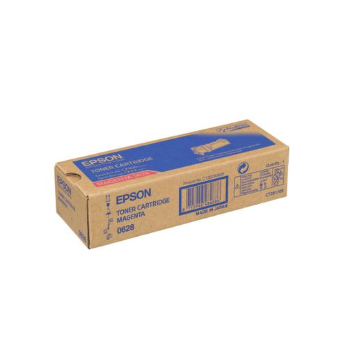 Epson S0506 LaserToner Cartridge Page Life 2500pp Magenta Ref C13S050628 *3to5 Day Leadtime*