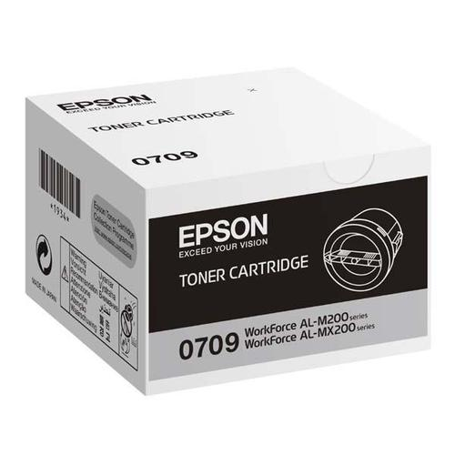 Epson S050709 Laser Toner Cartridge Page Life 2500pp Ref C13S050709 *3to5 Day Leadtime*