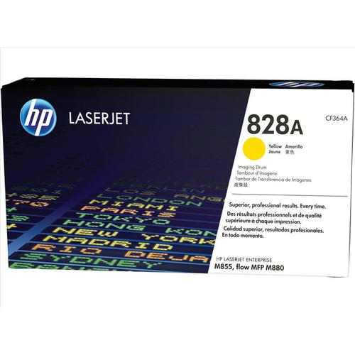 Hewlett Packard [HP] 828A Drum Unit Page Life 30000pp Yellow Ref CF364A