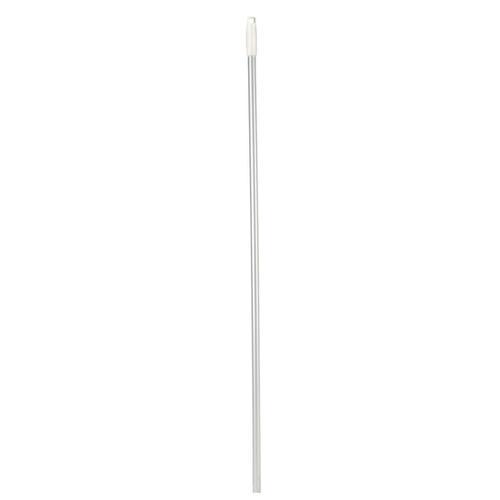 Mop Handle with Grey Grip Clip Length 140cm Diameter 22.5mm