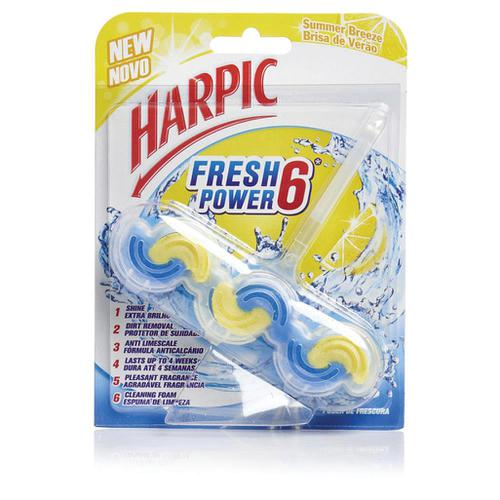 Harpic Fresh Power Blocks Summer Breeze Ref 3022797