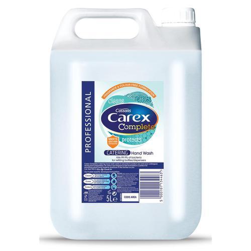 Carex Handwash Professional Original 5 Litre Ref 88769 [Pack 2]
