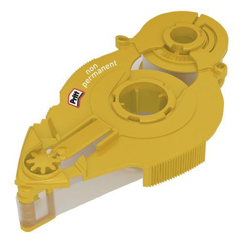 Pritt Roller Glue Instant Adhesive Non-permanent Refillable Precise Mess-free Transparent Ref 2111692