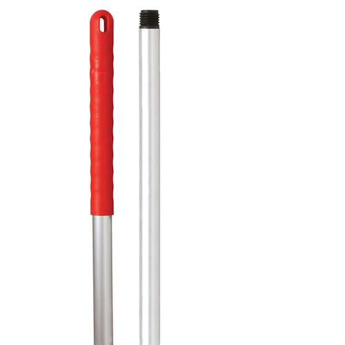 Robert Scott & Sons Abbey Hygiene Mop Handle Aluminium Colour-coded Screw 125cm Red Ref AH49Y