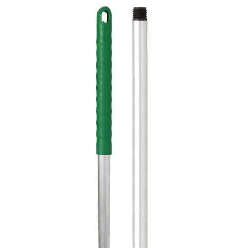 Robert Scott & Sons Abbey Hygiene Mop Handle Aluminium Colour-coded Screw 125cm Green Ref AH49G
