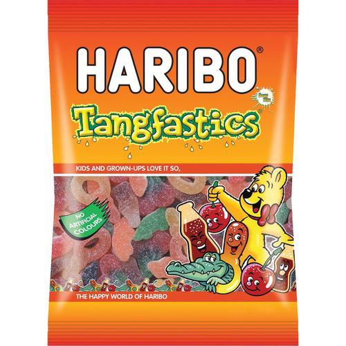 Haribo Tangfastic Sweets 140g Ref 14573