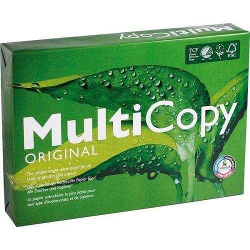 Multicopy Multifunctional Paper 160gsm A3 White Ref MC42160 [250 Sheets]