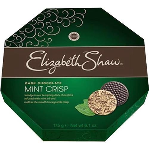 Elizabeth Shaw Mint Crisp Dark Chocolates Ref F5202
