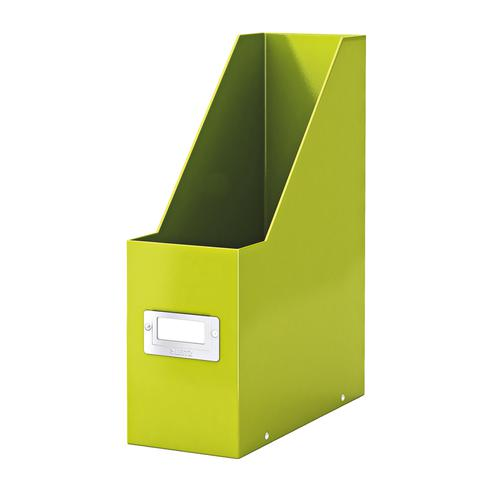 Leitz Click & Store Magazine File Collapsible Green Ref 60470054