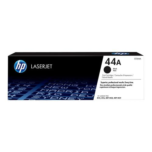 Hewlett Packard 44A Laser Toner Cartridge Page Life 1000pp Black Ref CF244A