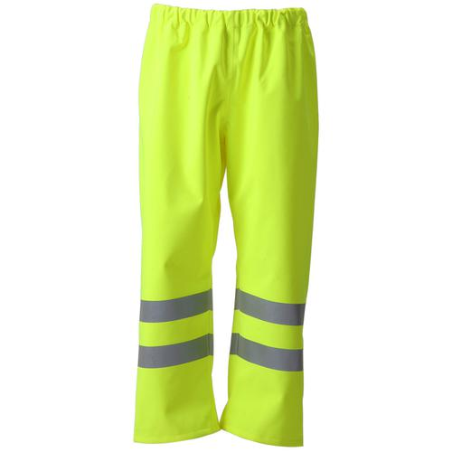 B-Seen Gore-Tex Over Trousers Foul Weather L Saturn Yellow Ref GTHV160SYL *Up to 3 Day Leadtime*