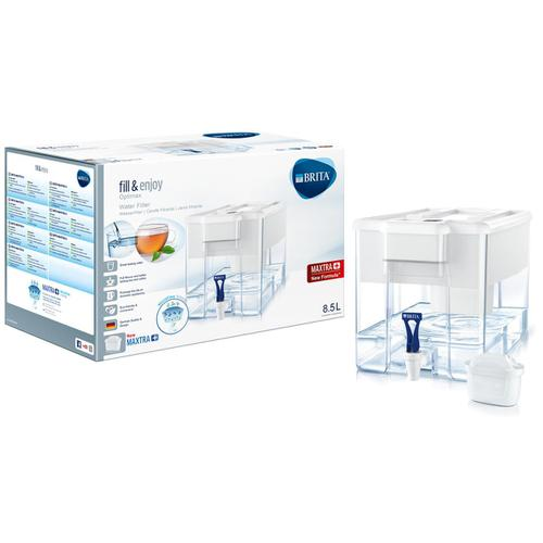 Brita Maxtra Plus Optimax Water Filtering Tank White Ref 1029902