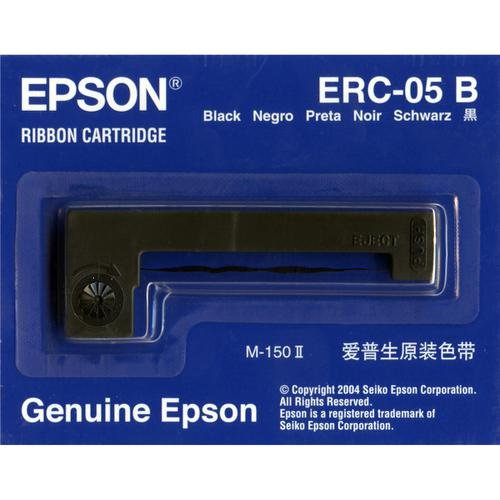 Epson ERC5 Fabric Ribbon Black Ref C43S015352