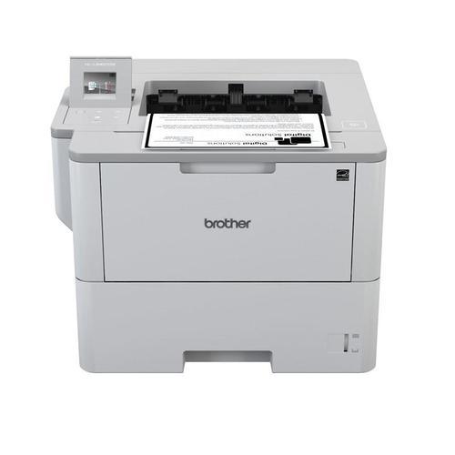 Brother HL-L6400DW Mono Laser Printer 50ppm WiFi Duplex Touchscreen LCD Ref HLL6400DWZU1