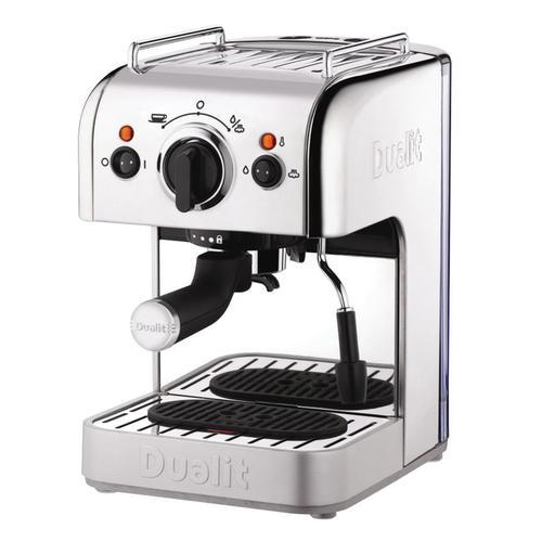 Dualit 3 In 1 Coffee Machine Stainless Steel Ref DA8440