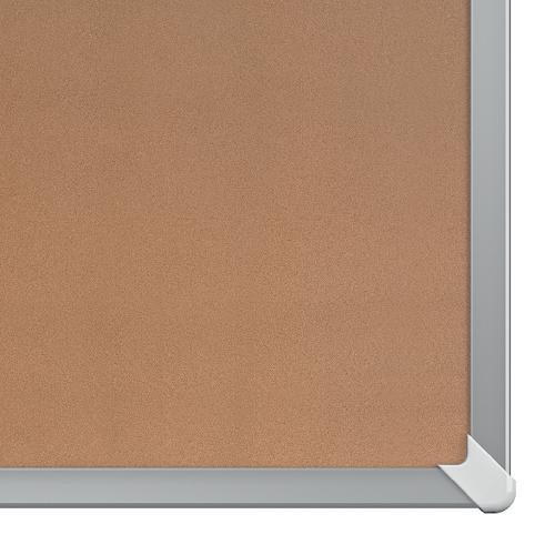 Nobo 55 inch Widescreen Cork Notice Board 1220x690mm Ref 1905308