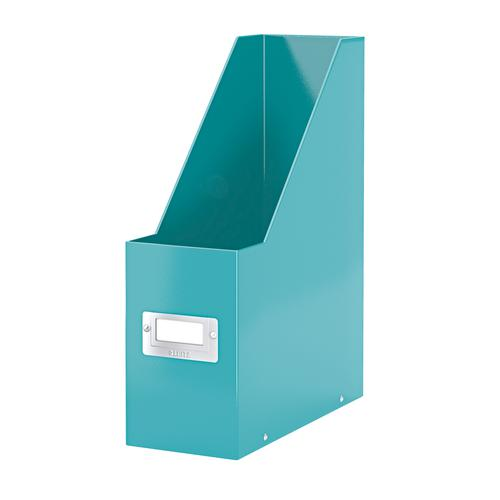 Leitz Click & Store Magazine File Collapsible Ice Blue Ref 60470051