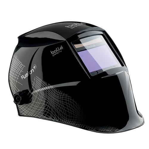 Bolle Fusion plus Welding Helmet Black Ref BOFUSV *Up to 3 Day Leadtime*
