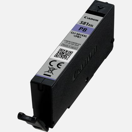 Canon CLI-581XXL Inkjet Cartridge Extra High Yield Page Life 9140pp 11.7ml Photo Blue Ref 1999C001