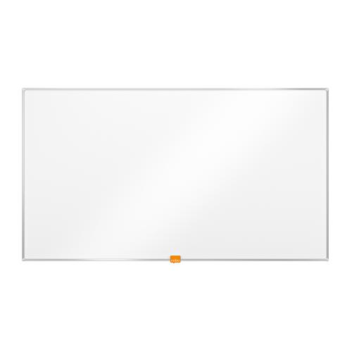 Nobo Widescreen 40 inch Whiteboard Melamine Surface Magnetic W890xH500 White Ref 1905292