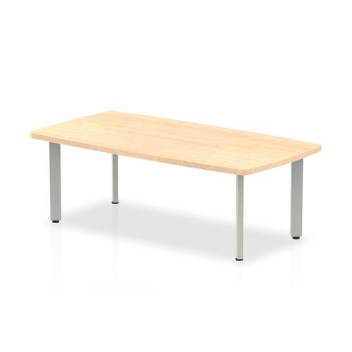 Trexus Coffee Table 1200x600x450mm Maple Ref I000262