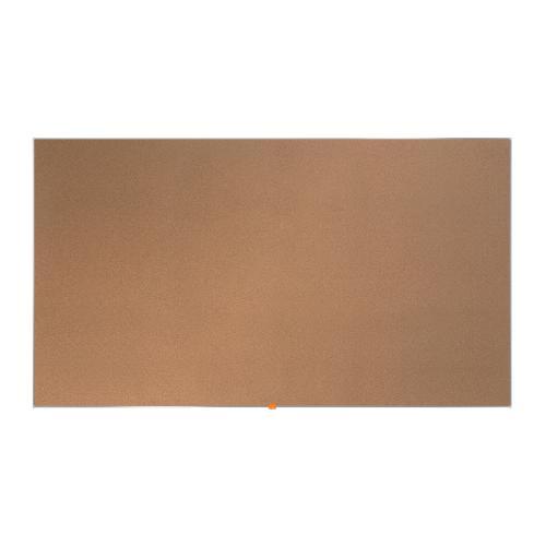 Nobo 85 inch Widescreen Cork Notice Board 1880x1060mm Ref 1905309