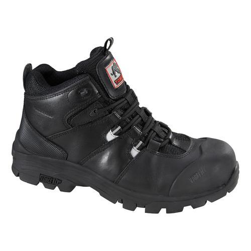 Rockfall Peakmoor Hiker 100% Non-Metallic Fibreglass Toecap Size 7 Blk Ref TC4200-7 *5-7 Day Leadtime*