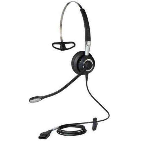 Jabra BIZ 2400 II Mono Headset with Multi-Device Connectivity Black/Grey Ref 2406-820-204