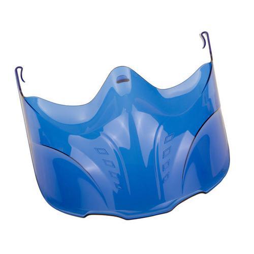 B-Brand V1 Visor For BBHAM Lower Face Protection Blue Ref BBV1 [Pack 5] *Up to 3 Day Leadtime*