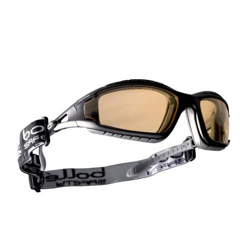 Bolle Tracker Yellow Safety Glasses BOTRACPSJ [Pack 10] *Up to 3 Day Leadtime*