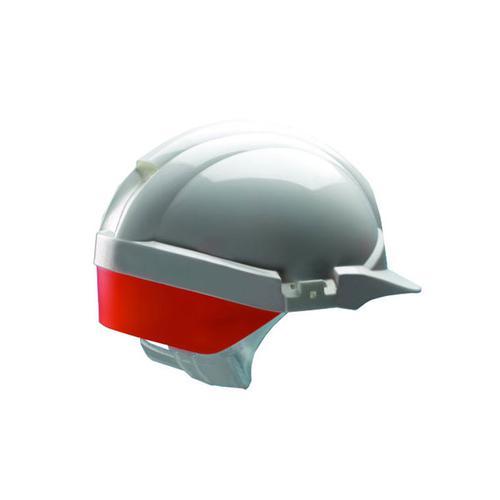 Centurion Reflex Safety Helmet White with Orange Rear Flash White Ref CNS12WHVOA *Up to 3 Day Leadtime*