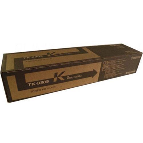 Kyocera TK-8505K Toner Cartridge Page Life 30000pp Black Ref 1T02LC0NL1