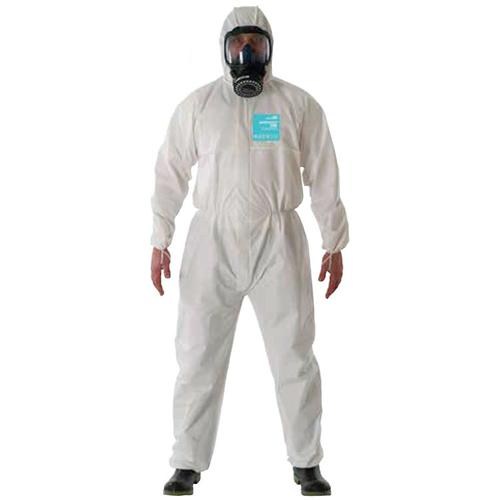Microgard 2000 Overall White XL Ref ANWH20111XL *Up to 3 Day Leadtime*