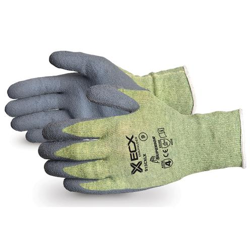 Superior Glove Emerald CX Kevlar Wire-Core Latex Palm 8 Grey Ref SUS13CXLX08 *Up to 3 Day Leadtime*