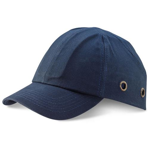 B-Brand Safety Baseball Cap Navy Blue Ref BBSBCN *Up to 3 Day Leadtime*