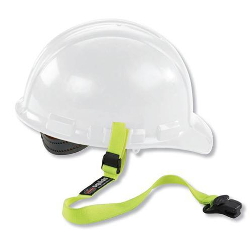 Ergodyne Elastic Hard Hat Lanyard-Clamp Ref EY3155 *Up to 3 Day Leadtime*