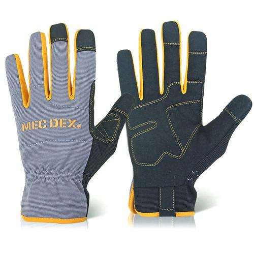 Mecdex Work Passion Plus Mechanics Glove L Ref MECDY-712L *Up to 3 Day Leadtime*