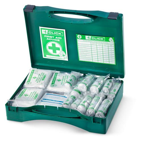 Click Medical 26-50 First Aid Refill HSA Irish Ref CM0052 *Up to 3 Day Leadtime*