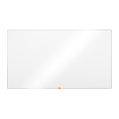 Nobo Whiteboard Widescreen 70 Inch Melamine Surface Magnetic W1550xH870 White Ref 1905294