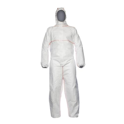 Proshield Fire Resistant Coveralls White L Ref PROFRL *Up to 3 Day Leadtime*