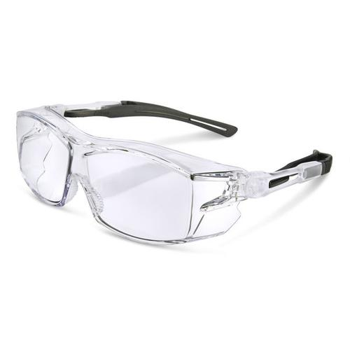 B-Brand Heritage H60 Ergo Temple Cover Spectacles Clear Ref BBH60 *Up to 3 Day Leadtime*