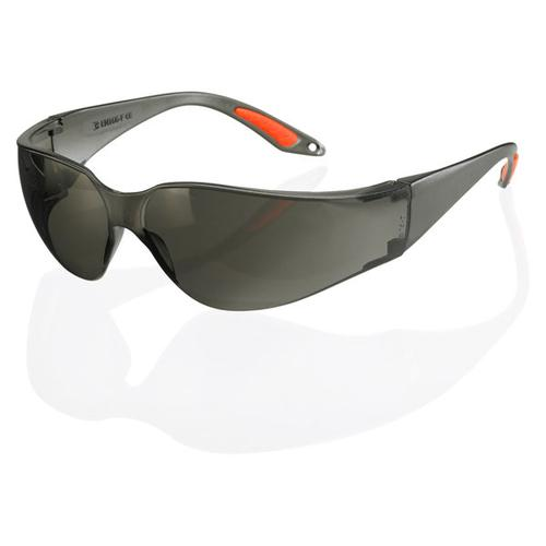 B-Brand Vegas Safety Spectacles Grey Ref BBVSS2GY [Pack 10] *Up to 3 Day Leadtime*