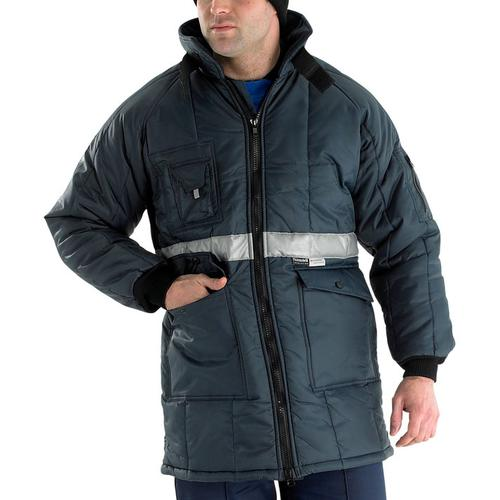 Click Freezerwear Coldstar Freezer Jacket 3XL Navy Blue Ref CCFJNXXXL *Up to 3 Day Leadtime*