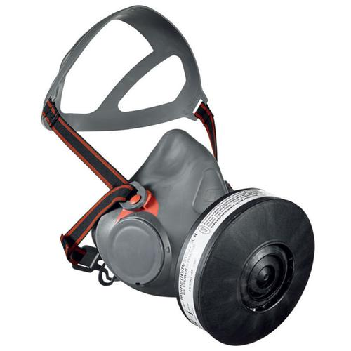 Scott Aviva 40 PF10 P3 Respirator Half Mask and Filter Large Grey Ref 8000644 *Up to 3 Day Leadtime*