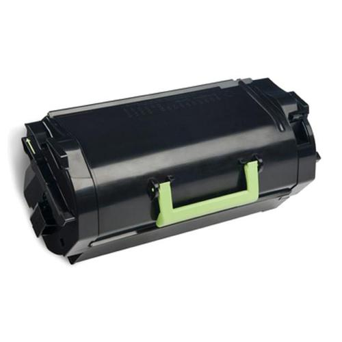 Lexmark 522X Laser Toner Cartridge Extra High Yield Return Programme Page Life 45000pp Black Ref 52D2X00