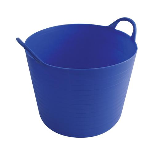 General Purpose 26 Litre Flexi Trug Blue