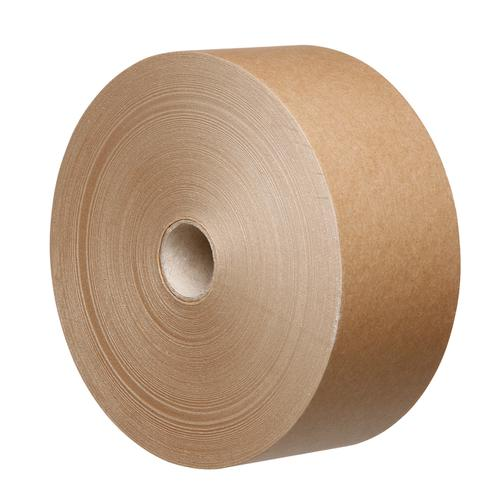Water Activated Kraft Tape Recyclable 60gsm 48mmx200mtr Brown Ref K4820B-60GSI [Pack 30]