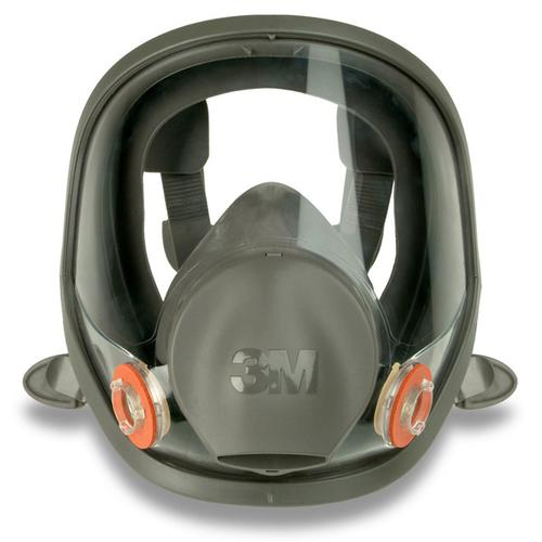 3M 6000 Series Full Face Mask Medium Grey Ref 3M6800S *Up to 3 Day Leadtime*