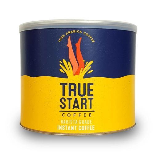 TrueStart Coffee - 500g Barista Grade Instant Coffee Ref HBIN500TUB