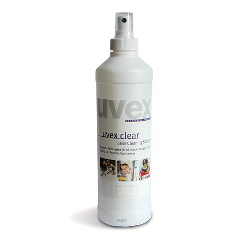Uvex Cleaning Fluid 16Floz Ref 9972-101 *Up to 3 Day Leadtime*